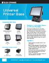 Universal Printer Base- Touch Dynamic