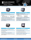 Product line PDF - Touch Dynamic