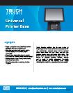 universal printer base