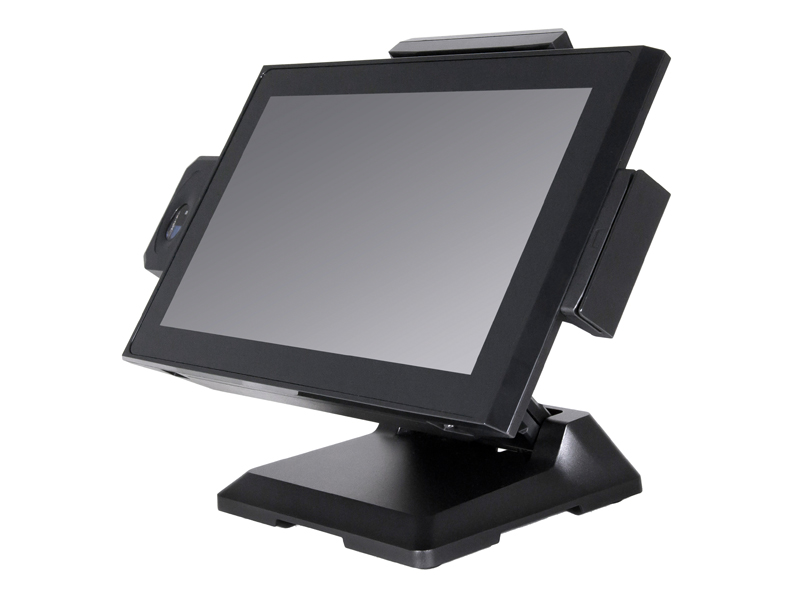 black acrobat all-in-one pos