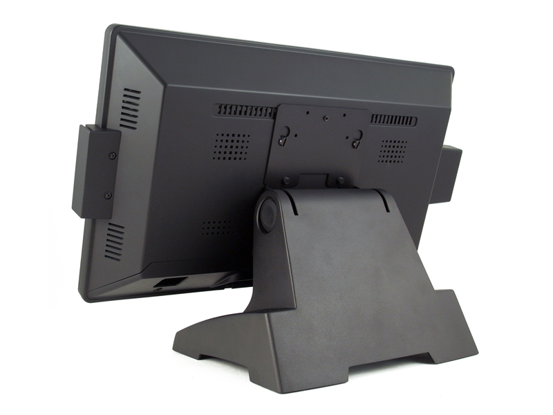 wide-screen all-in-one pos