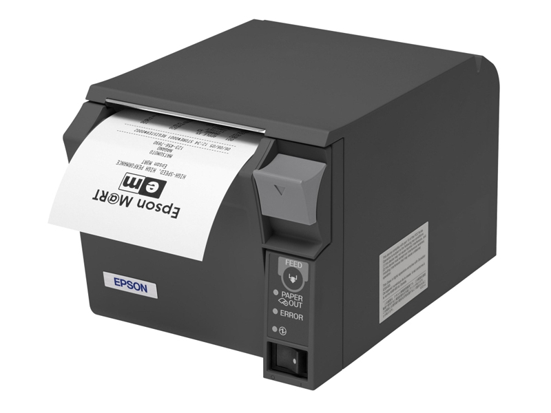 front loading thermal printer