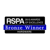RSPA 2013 Awards of Excellence Bronze Winner