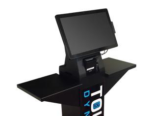 Podium Kiosk