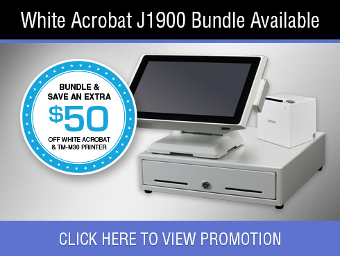 White Acrobat Bundle Promo