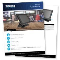Breeze Touch Monitor Spec Sheet